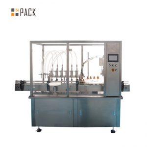 良い価格10ミリリットル30ミリリットル60ミリリットル電子タバコユニコーンボトル液体充填機