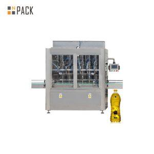 自動水平液体および食用油充填機