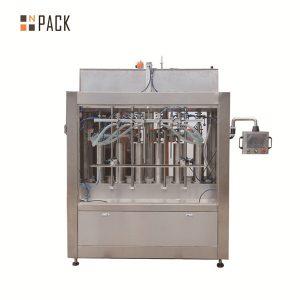 容積測定トマトソース自動液体充填機