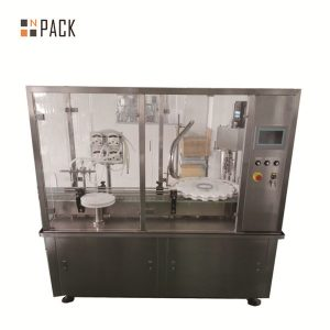 40-1000ml全自動デジタル制御e液体充填機