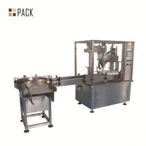 10ml 15ml 30mlのびんの目薬の充填機の/ e液体の満ちるおおう機械
