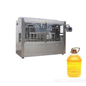 コールドプレスオリーブオイル/ブレンドオイル充填ラベリングマシン