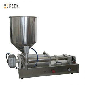 Costomic 2ヘッド半自動酸液体充填機