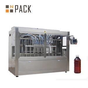 自動調理油充填機ソースジャム蜂蜜充填キャッピング機