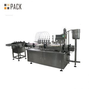 10ml&60ml工場価格E液体ボトル充填機械